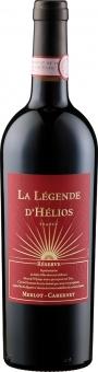 La Légende d'Hélios Reserve IGP Pays d'Oc 2013 0.75 l (im 6er Karton)