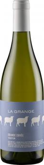 La Grange Tradition Grande Cuvée Blanc IGP Pays d'Oc 2015 0.75 l (im 6er Karton)