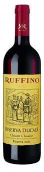 Ruffino Riserva Ducale Oro Etui, Chanti Classico 2011 0.75 l (im 6er Karton)